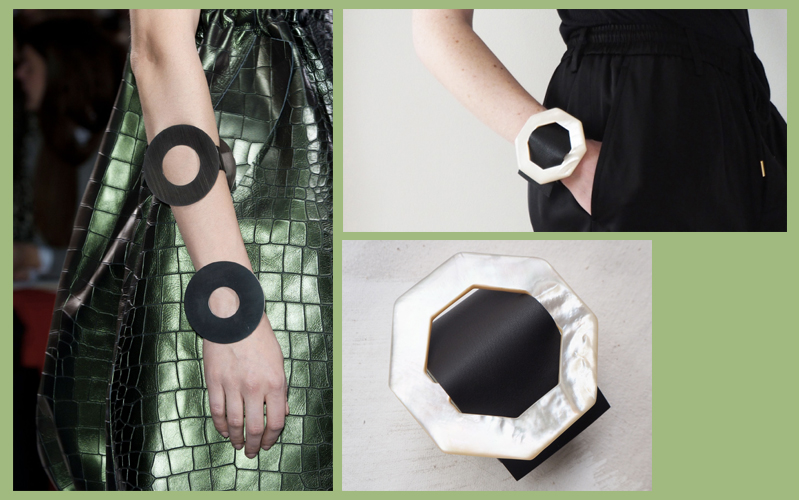 contemporary wrist jewelry
