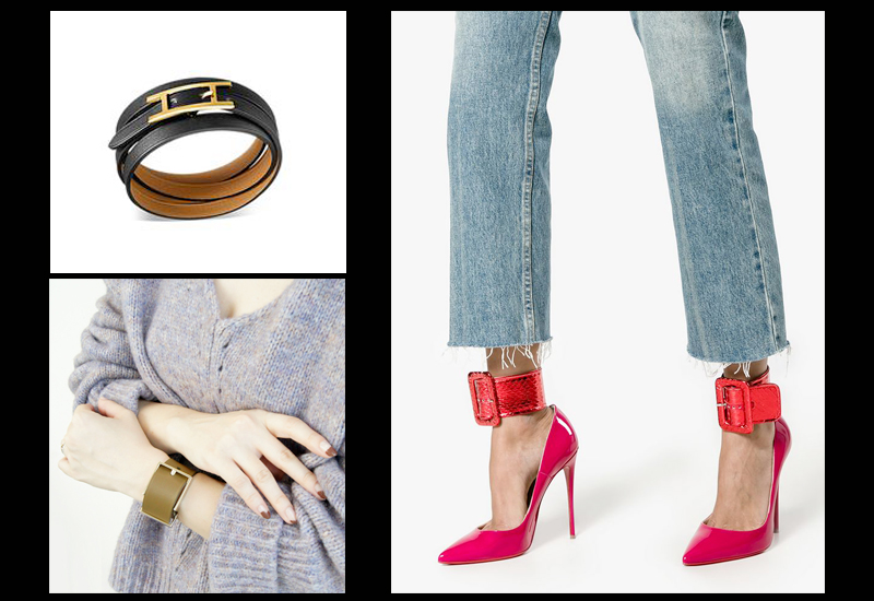 fashion accessories buckle up cuffs