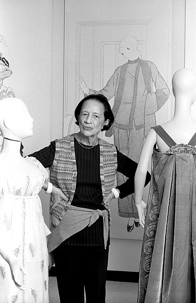 Top 10 Films Mode -Diana Vreeland
