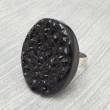 Asteroid original button ring