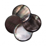 Mother-of-pearl Darling button 15-23mm