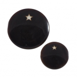 Starlight horn button 15-23mm