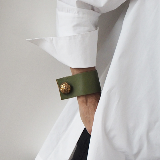 Original Boreal Button Cuff Bracelet
