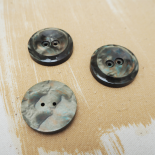 Camouflage button 30mm