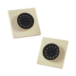 Hollywood original button earrings