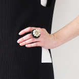 Oversized Design Ring Rosalie
