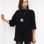 Collier Long Boucle Luxe 7.0