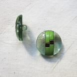 Button Design 70s Apple Green 29mm Bomba