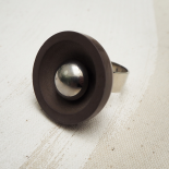 Sweet Saturn Original Button Ring