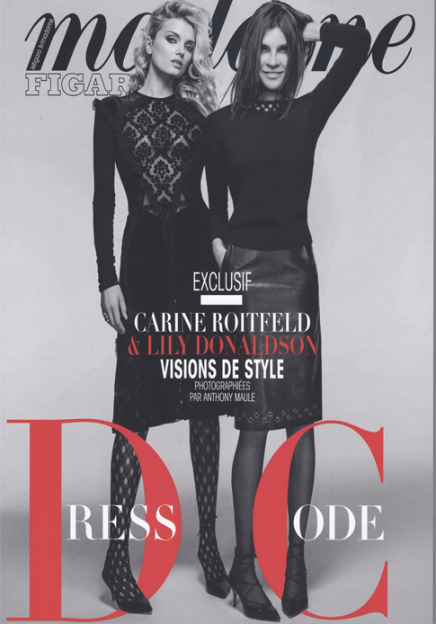 Madame Figaro Special Dress code